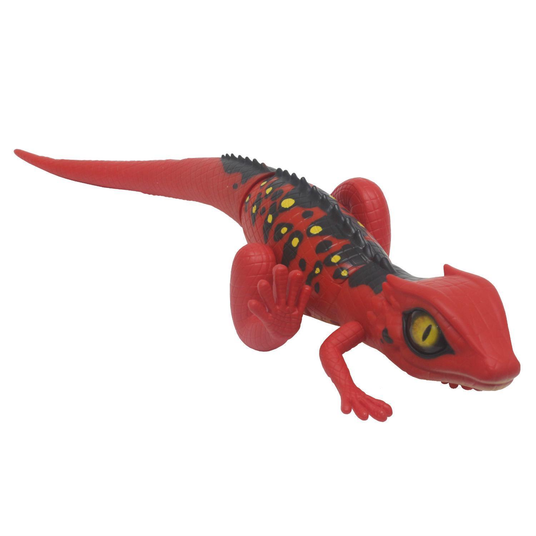 Купить Игрушка Робо-ящерица Robo Alive, красная, Zuru