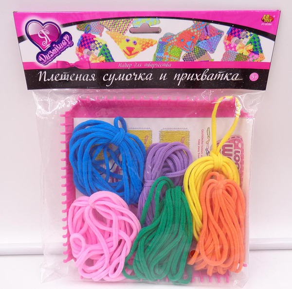 Набор для плетения «Я Дизайнер»Скидки до 70%<br>Набор для плетения «Я Дизайнер»<br>