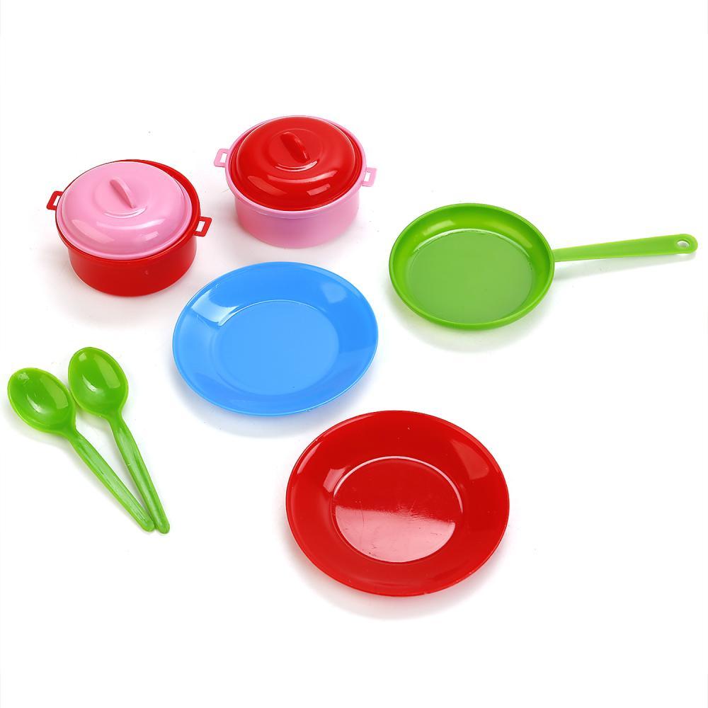 Набор посуды - Маленькая хозяйка фото