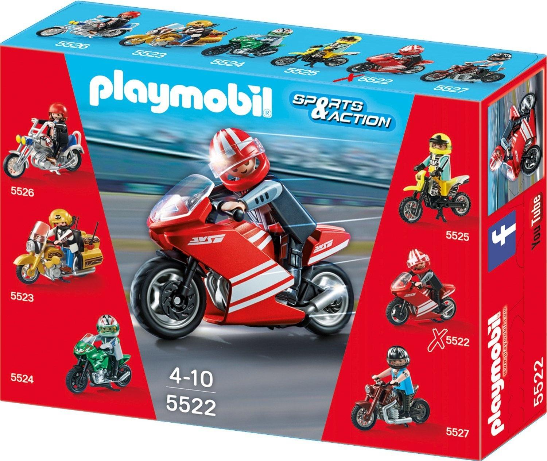 Игровой набор из серии Коллекция мотоциклов - Супер мотоцикл от Toyway