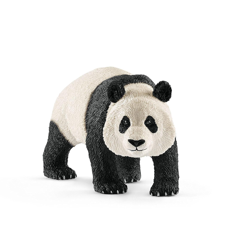 Купить Фигурка - Гигантская панда самец, размер 10 х 4 х 5 см., Schleich
