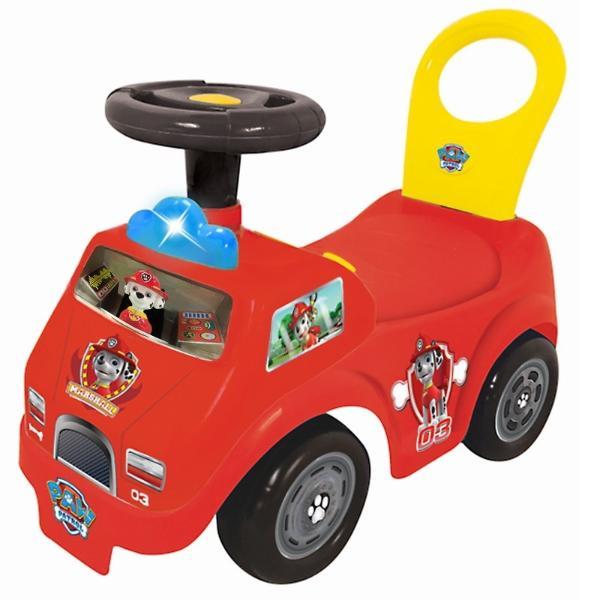 Каталка-пушкар. Пожарная машина. Маршалл – спасательМашинки-каталки для детей<br>Каталка-пушкар. Пожарная машина. Маршалл – спасатель<br>
