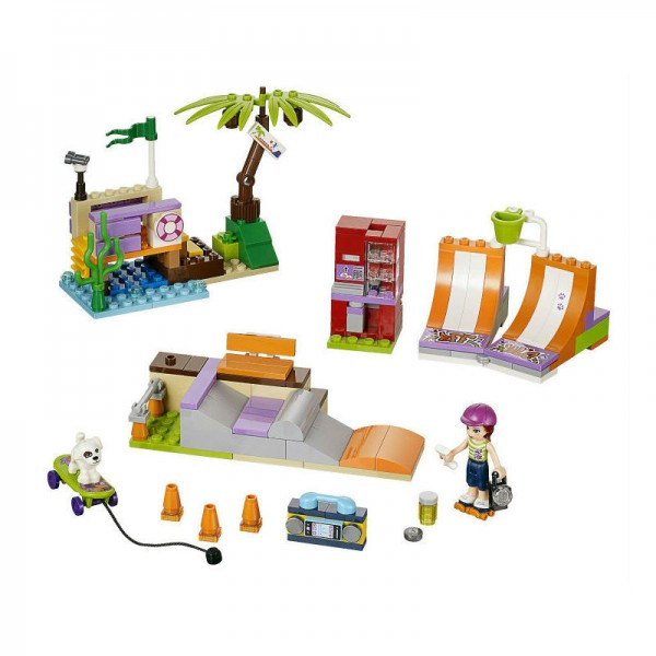 Lego Friends. Скейт-паркLego Friends (Друзья)<br>Lego Friends. Скейт-парк<br>