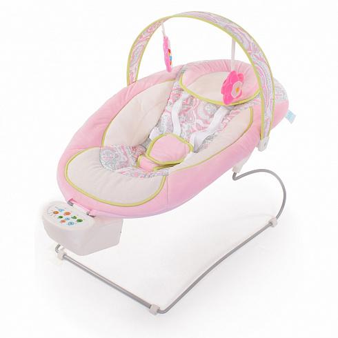 Электрокачели - Nuovita Cullare, rosa sonno/розовый сон