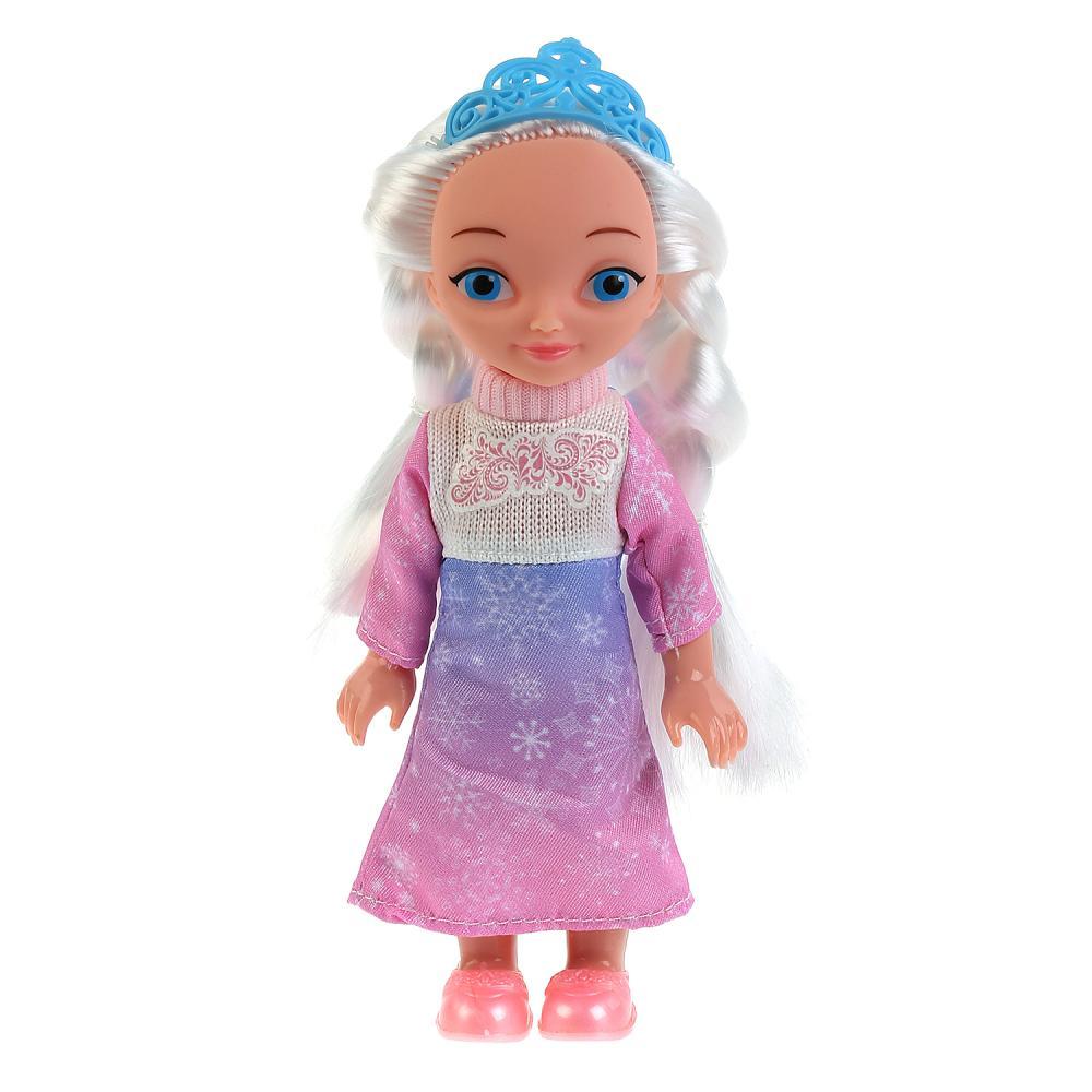 Купить Кукла из серии Царевны – Аленка, 15 см. в блистере, Карапуз