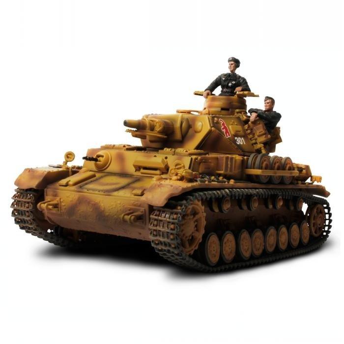 Коллекционная модель - Средний танк «Panzer IV Ausf F» 1943, Германия, 1:32Военная техника<br>Коллекционная модель - Средний танк «Panzer IV Ausf F» 1943, Германия, 1:32<br>