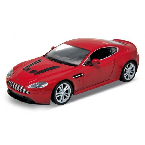 Купить Игрушечная модель машины Aston Martin V12 Vantage масштаб 1:87, Welly