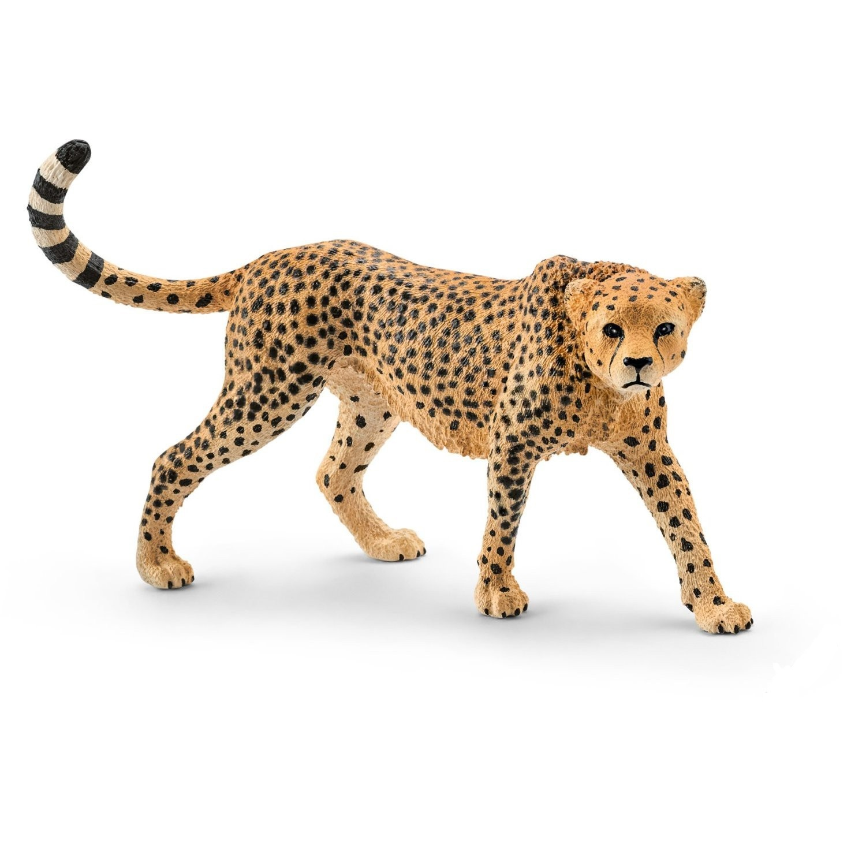 Купить Фигурка - Гепард самка, размер 10 х 4 х 7 см., Schleich
