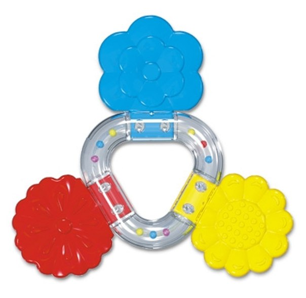 Прорезыватель «Букетик»Детские погремушки и подвесные игрушки на кроватку<br>Прорезыватель «Букетик»<br>
