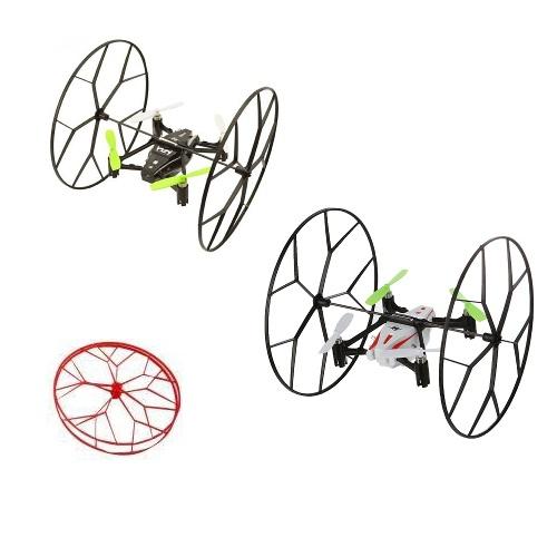 Квадрокоптер на радиоуправлении - Sky Roller, световые эффектыЛетающие игрушки<br>Квадрокоптер на радиоуправлении - Sky Roller, световые эффекты<br>