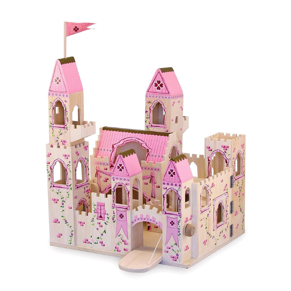 Складной замок принцессы Создай свой мирКукольные домики<br>Складной замок принцессы Создай свой мир<br>