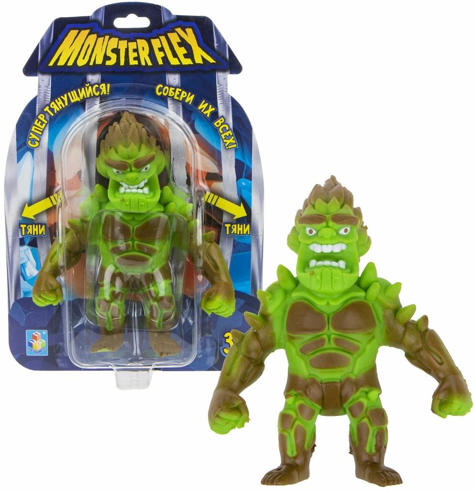 Купить Тянущаяся фигурка Monster Flex – Человек-дерево, 15 см, 1TOY