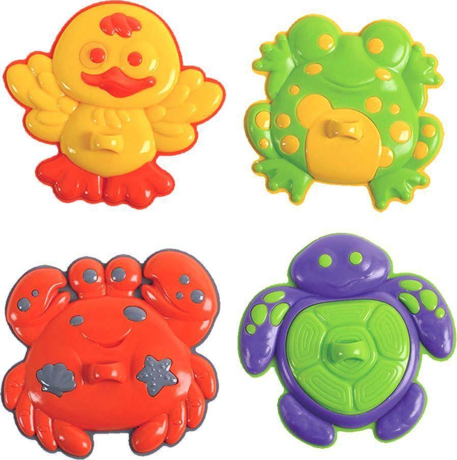 Игровой набор для ванной - ЖивотныеРазвивающие игрушки<br>Игровой набор для ванной - Животные<br>