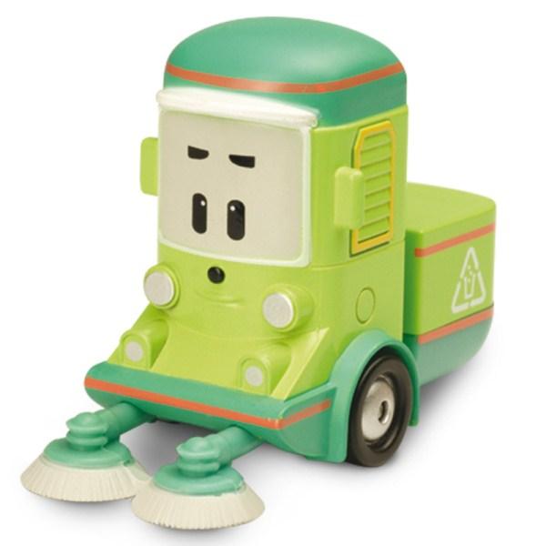 Металлическая машинка Клини, 6 смRobocar Poli. Робокар Поли и его друзья<br>Металлическая машинка Клини, 6 см<br>