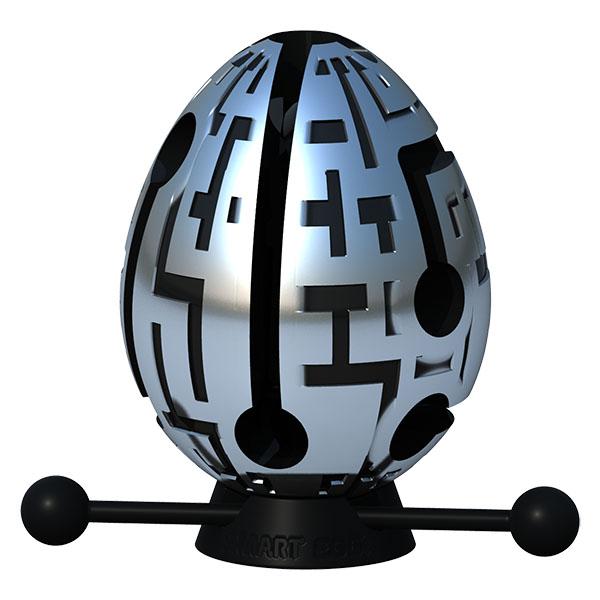 Купить Головоломка из серии Smart Egg - 3D лабиринт в форме яйца Техно