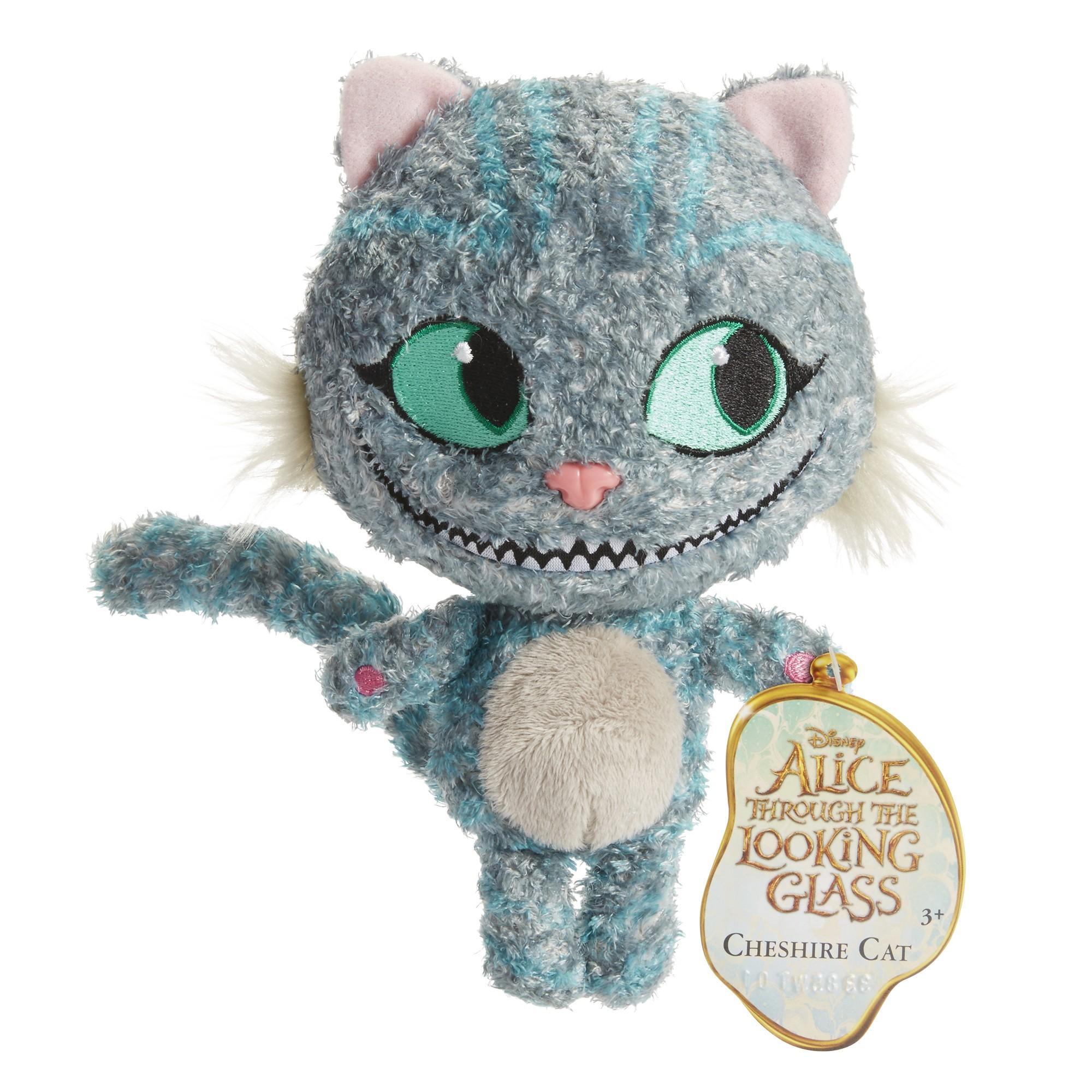 Плюшевая игрушка Алиса в стране чудес – Чеширский КотКоты<br>Плюшевая игрушка Алиса в стране чудес – Чеширский Кот<br>