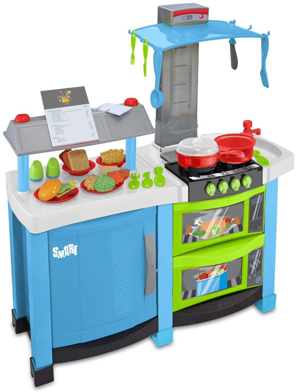 Купить Детская игрушечная кухня Смарт HTI, свет и звук