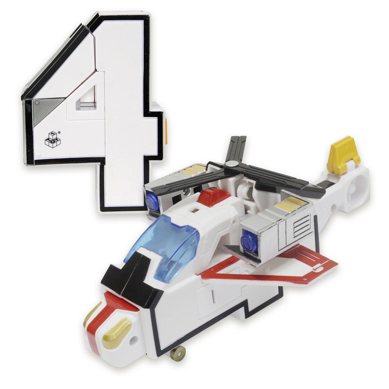 Трансбот XL из серии Боевой расчет ВКС: Квадрон 4, блистер 1TOY