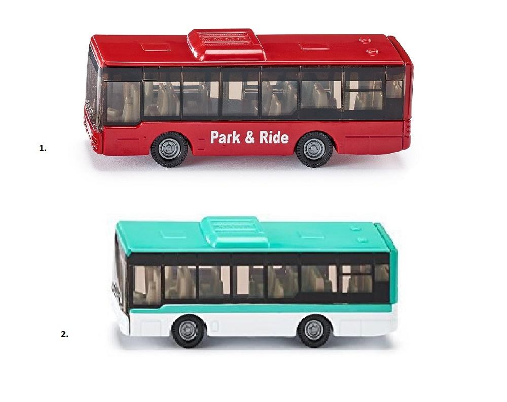 Купить Игрушечная модель – Городской автобус, Siku