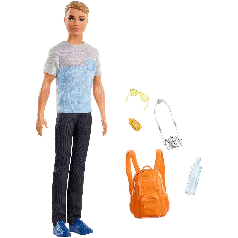Купить Игровой набор Barbie® - Кен из серии Путешествия, Mattel