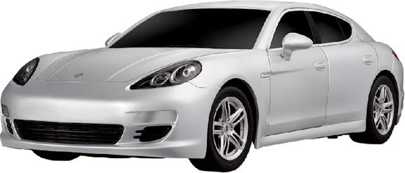 Радиоуправляемая машинка, масштаб 1:24, Porsche Panamera - Радиоуправляемые игрушки, артикул: 99640