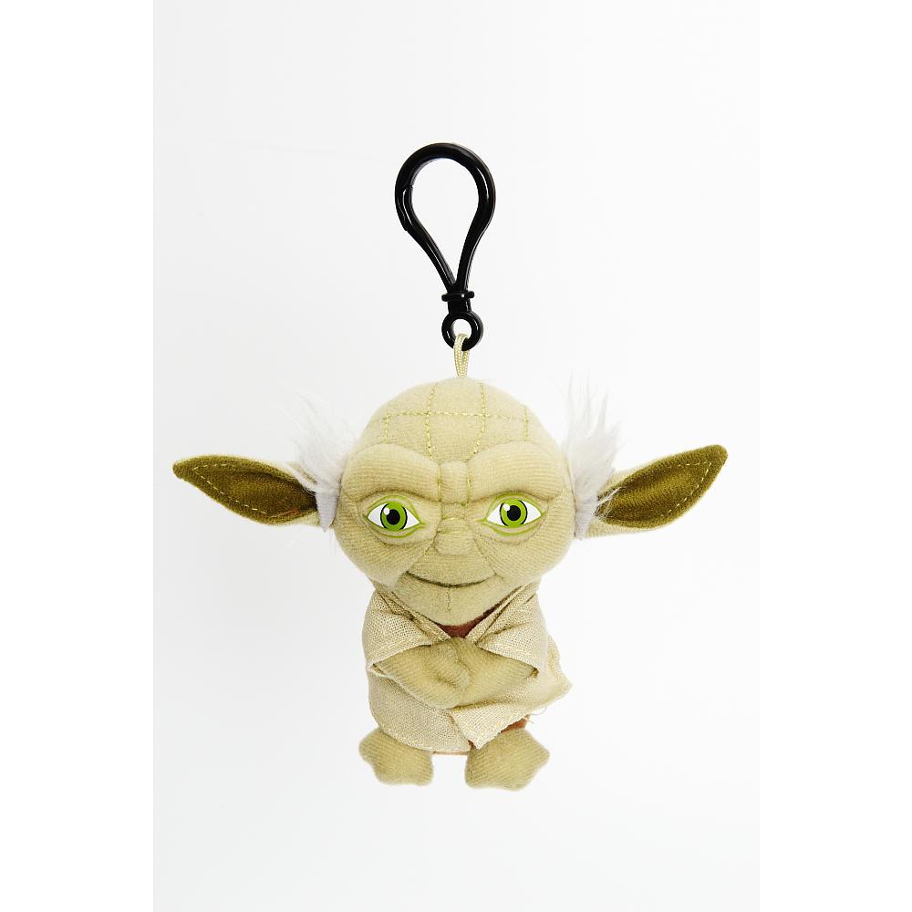 Игрушечный брелок  StarWars. Йода - Игрушки Star Wars (Звездные воины), артикул: 116799