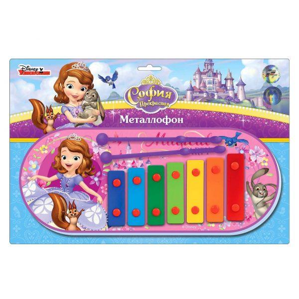 Металлофон Disney - СофияКсилофоны<br>Металлофон Disney - София<br>