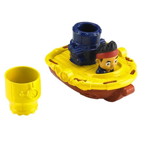 Быстроходный катер Джейка. Джейк и пираты НетландииДжейк и пираты Нетландии<br>Быстроходный катер Джейка. Джейк и пираты Нетландии<br>