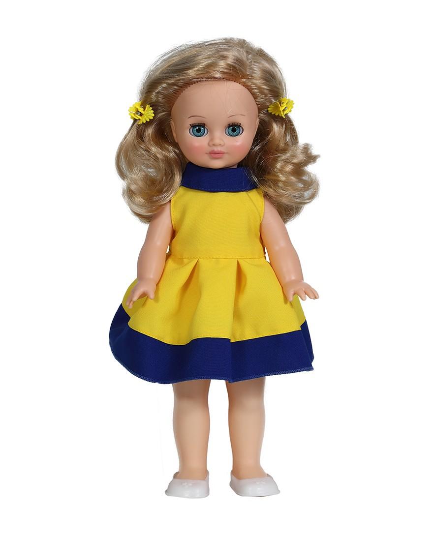 Кукла Герда 7 со звуковым устройствомРусские куклы фабрики Весна<br>Кукла Герда 7 со звуковым устройством<br>