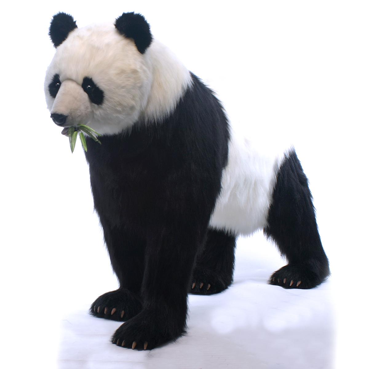 Купить Мягкая игрушка - Панда идущая, 192 см, Hansa