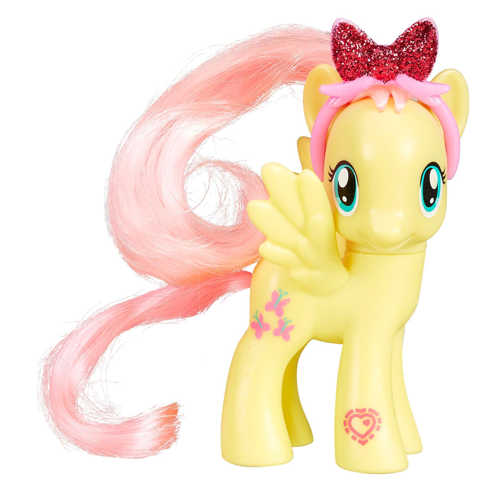 Фигурка пони из серии My Little Pony – ФлаттершайМоя маленькая пони (My Little Pony)<br>Фигурка пони из серии My Little Pony – Флаттершай<br>
