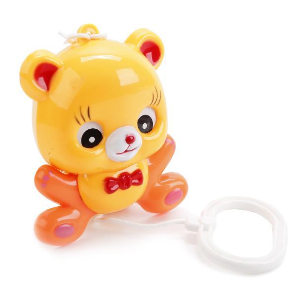 Музыкальная игрушка с механическим заводом - МишкаРазвивающие игрушки Умка<br>Музыкальная игрушка с механическим заводом - Мишка<br>