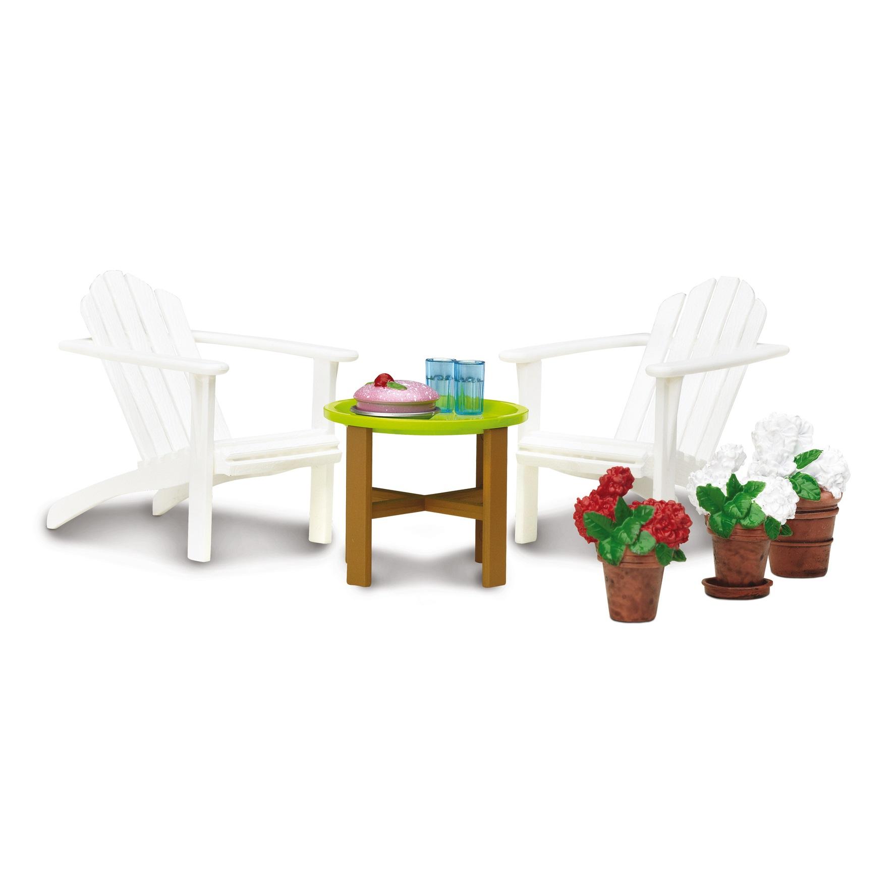Мебель для домика из серии Смоланд - Садовый комплект фото