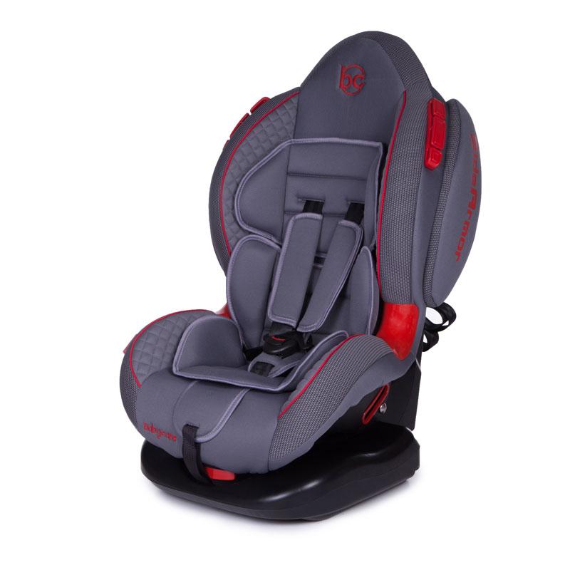 Купить Детское автомобильное кресло Polaris Isofix, серое, I/II, Baby Care