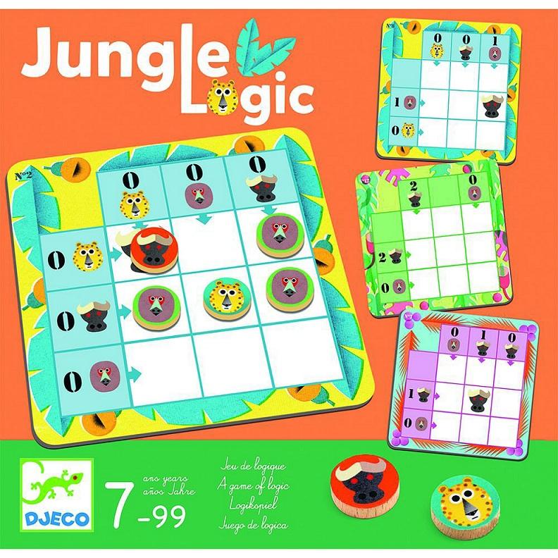 Игра настольная - Джунгли