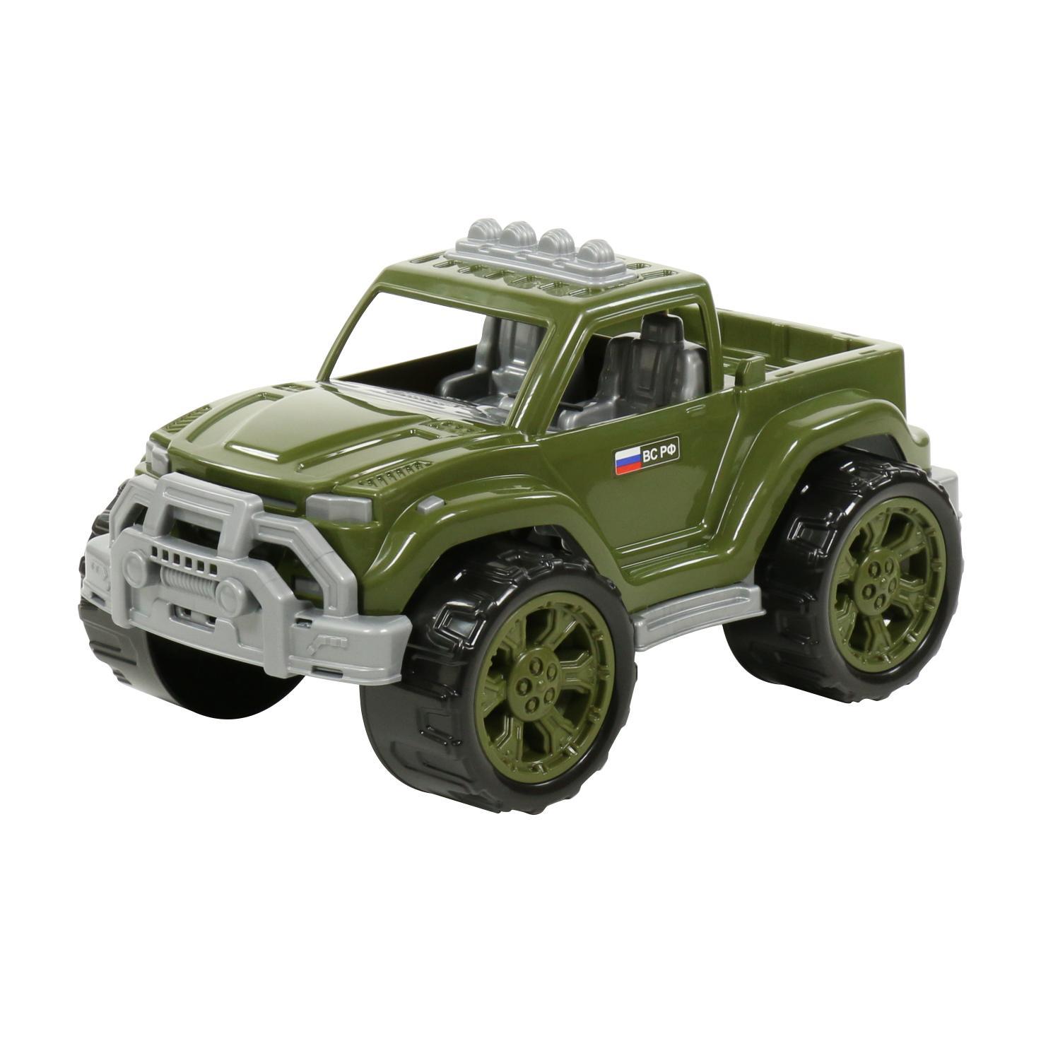 Купить Автомобиль Джип военный - Легион №1, Полесье