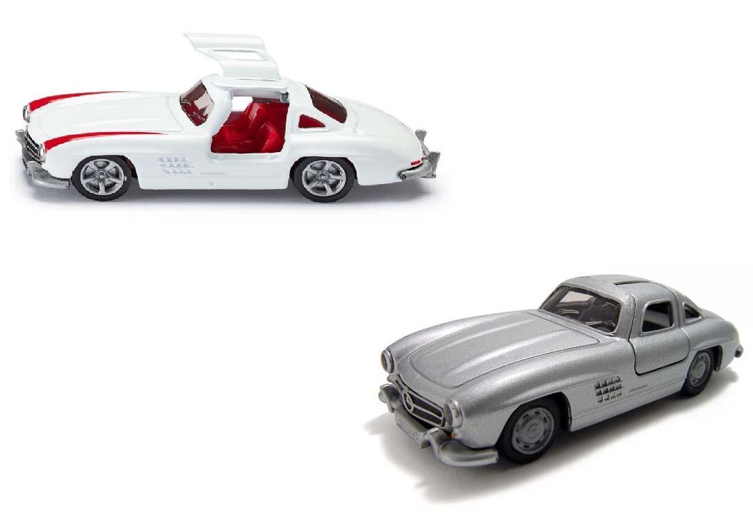 Купить Игрушечная модель - Машина Mercedes-Benz 300 SL, Siku