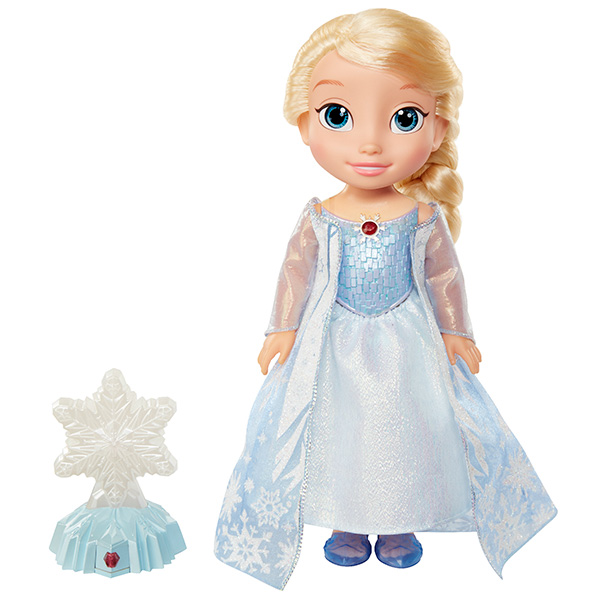 Кукла из серии Холодное Сердце - Эльза Северное сияние, функциональнаяКуклы холодное сердце<br>Кукла из серии Холодное Сердце - Эльза Северное сияние, функциональная<br>