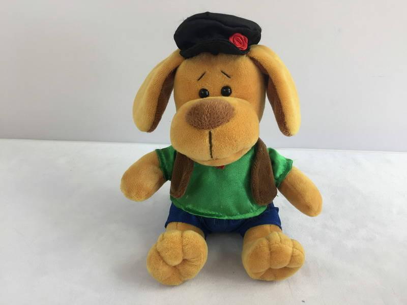 Собака в кепке, 15 смСобаки<br>Собака в кепке, 15 см<br>