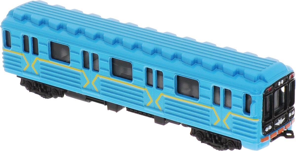 Купить Инерционный вагон метро, 15 см, Технопарк