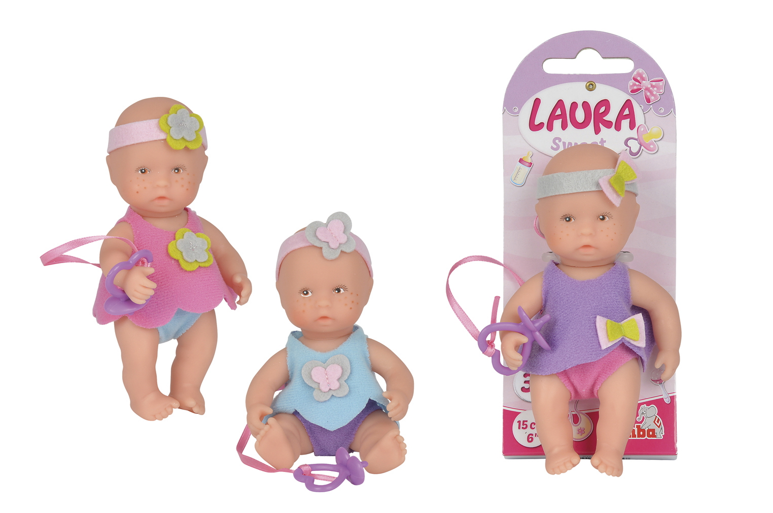 Кукла ЛаураИнтерактивные пупсы New Born Baby и др.<br>Кукла Лаура<br>