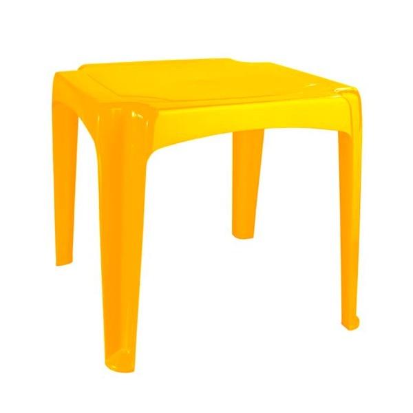Стол детский желтый от Toyway