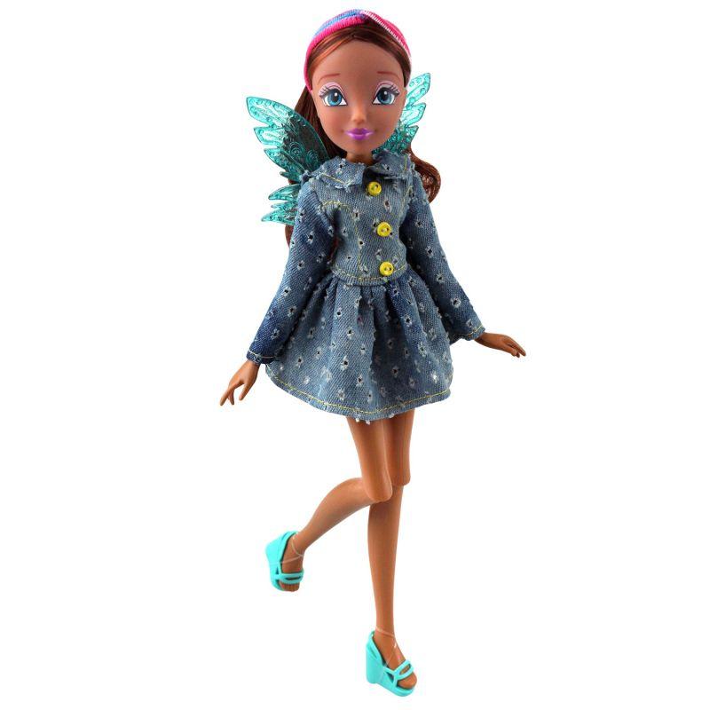 Купить Кукла Winx Club - Стильная штучка, Лейла