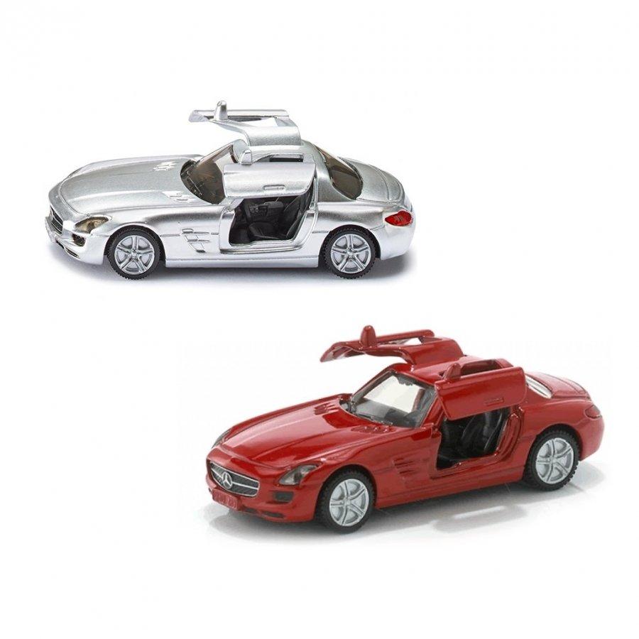 Купить Игрушечная модель - Mercedes SLS AMG купе, Siku