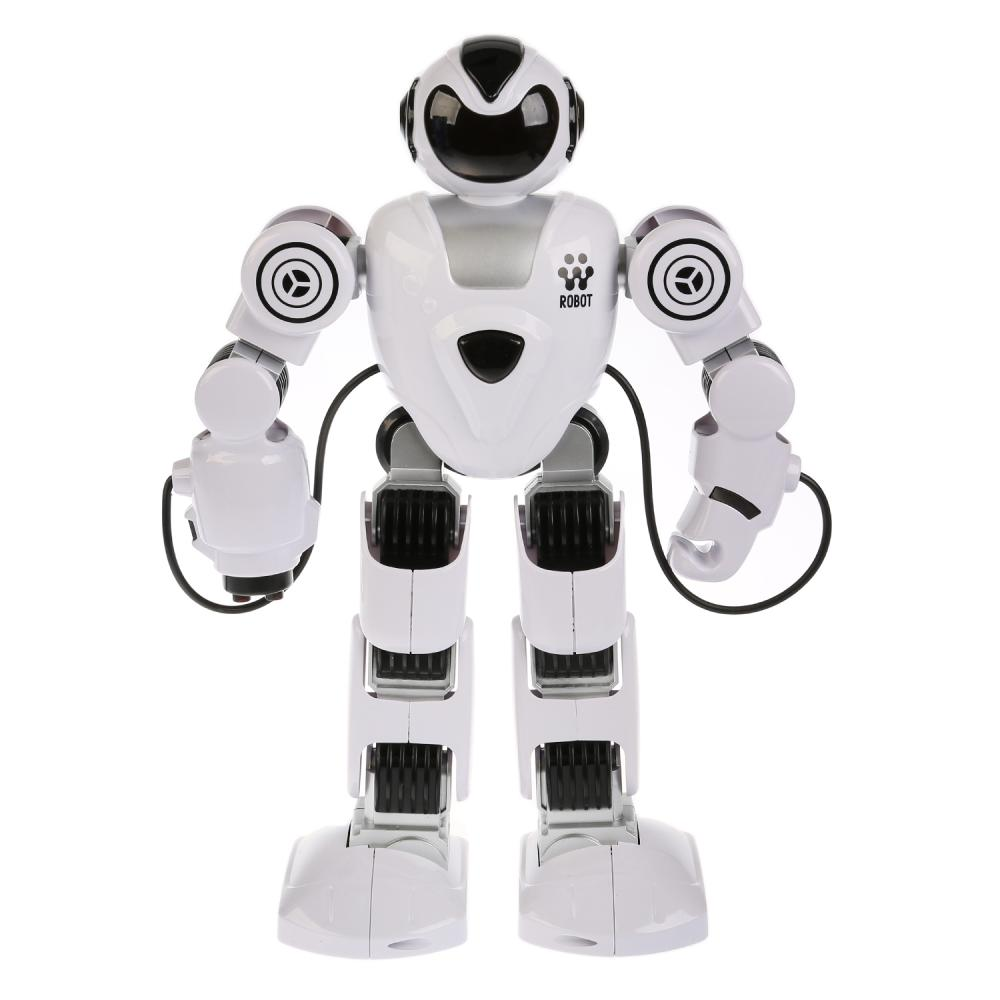 Купить Радиоуправляемая игрушка – Робот, свет и звук
