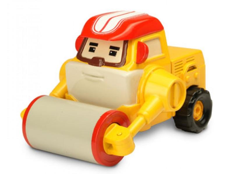 Игрушечная металлическая машинка Макс, Poli RobocarRobocar Poli. Робокар Поли и его друзья<br>Игрушечная металлическая машинка Макс, Poli Robocar<br>