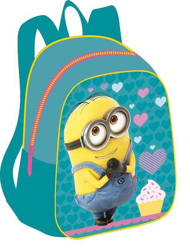 Рюкзачок малый из серии Миньоны, зеленый - Детские рюкзаки, артикул: 165505