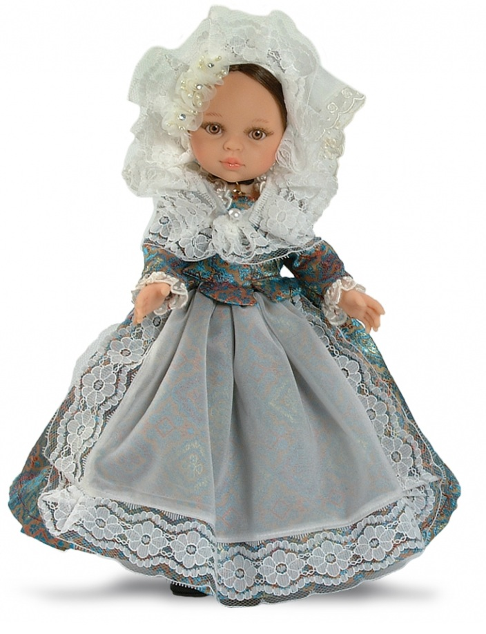 Кукла Novia FoguereraИспанские куклы Paola Reina (Паола Рейна)<br>Кукла Novia Foguerera<br>