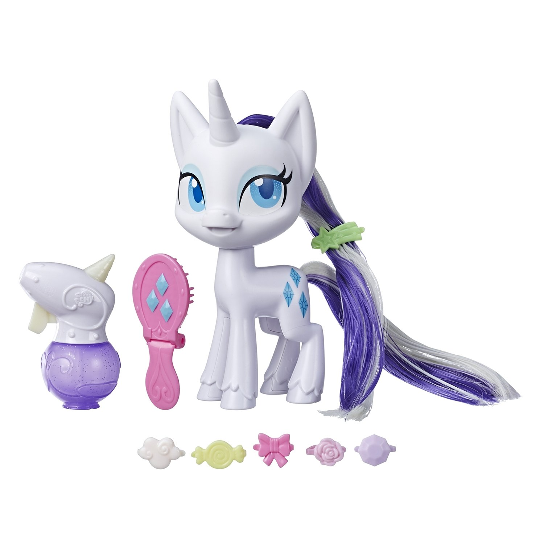 Игровой набор My Little Pony - Рарити с волшебной гривой Hasbro