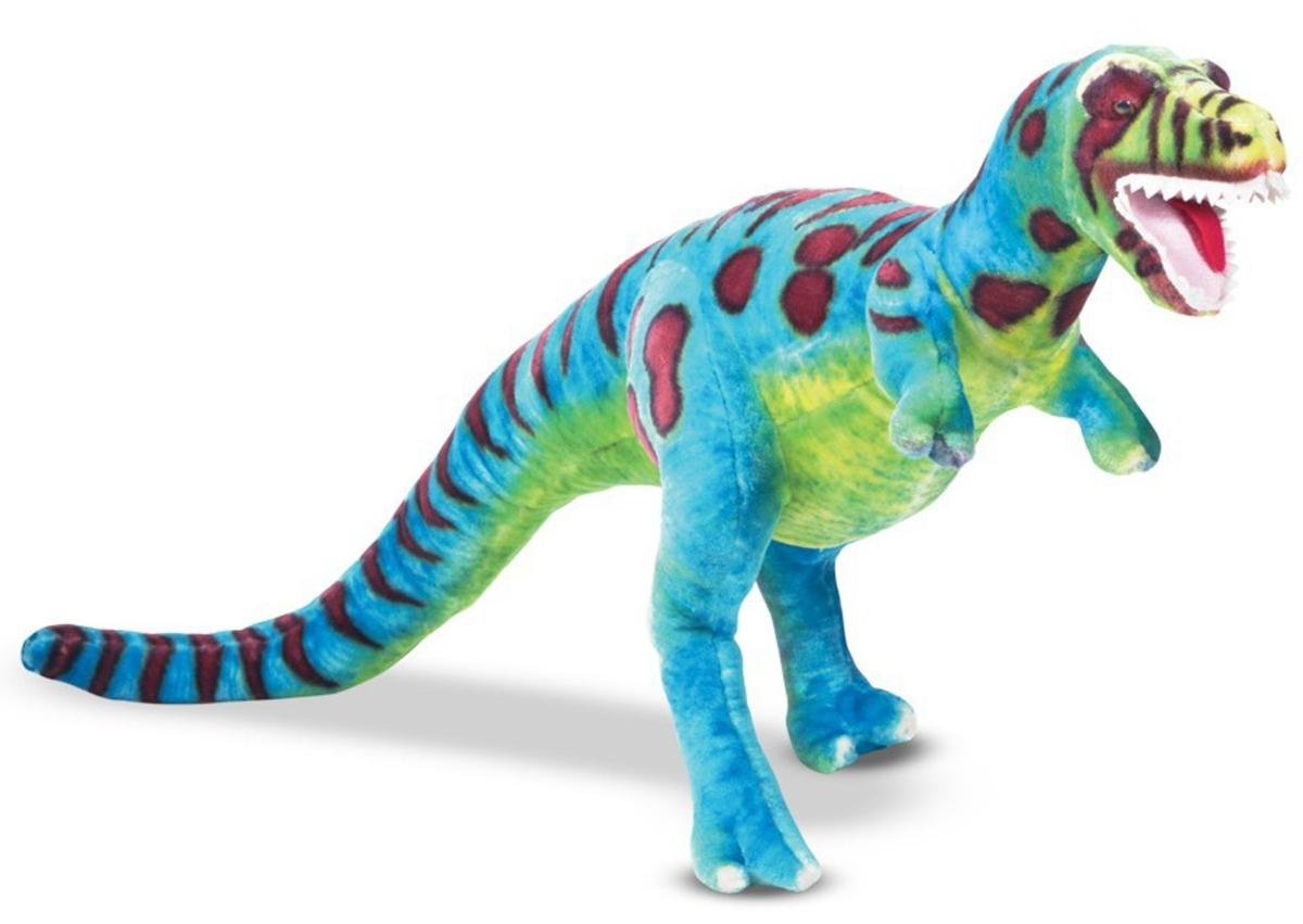 Мягкая игрушка  Динозавр - Дикие животные, артикул: 164203